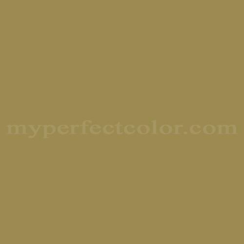 Match of Porter Paints™ 6930-3 Bayou Bronze *