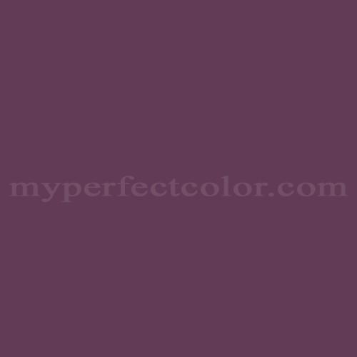 Match of Porter Paints™ 6576-6 Deep Hyacinth *