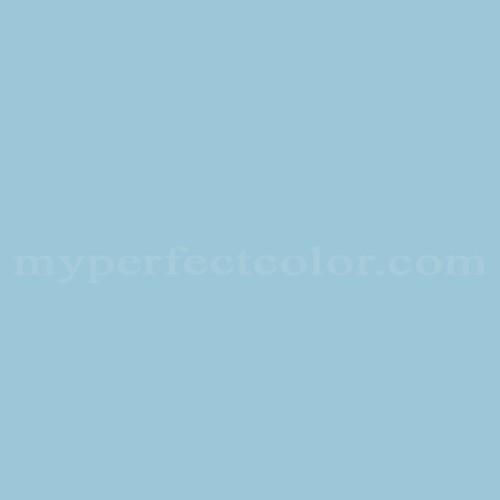 Match of Porter Paints™ 6435-1 Danish Blue *
