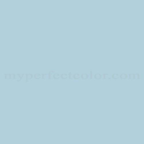 Match of Porter Paints™ 6465-1 Corn Flower Blue *