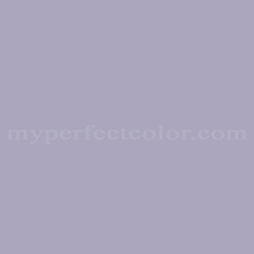 Match of Porter Paints™ 6592-3 Creeping Thistle *