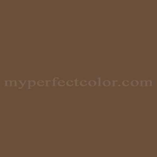 Match of Porter Paints™ 6696-3 Coffee Bean *
