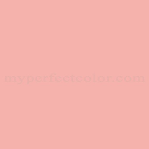 Match of Porter Paints™ 10534-3 Conch Pink *