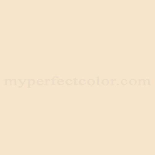 Match of Porter Paints™ 6877-1 Chablis Tint *