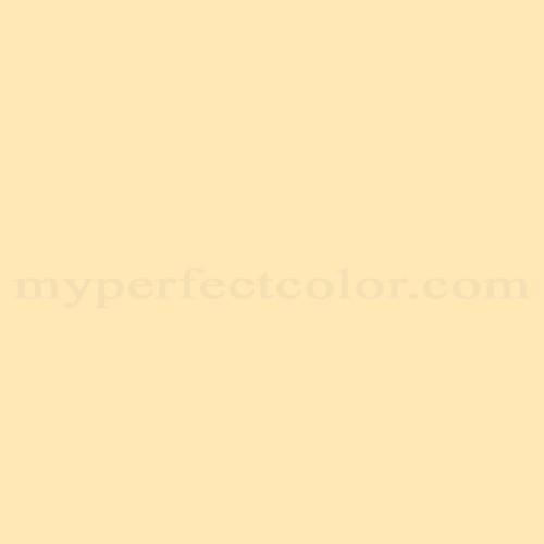 Match of Porter Paints™ 6213-2 Cape Daisy *