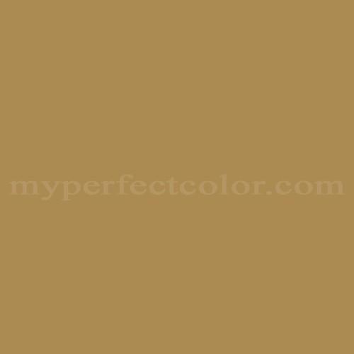 Match of Porter Paints™ 6876-2 Burmise Gold *