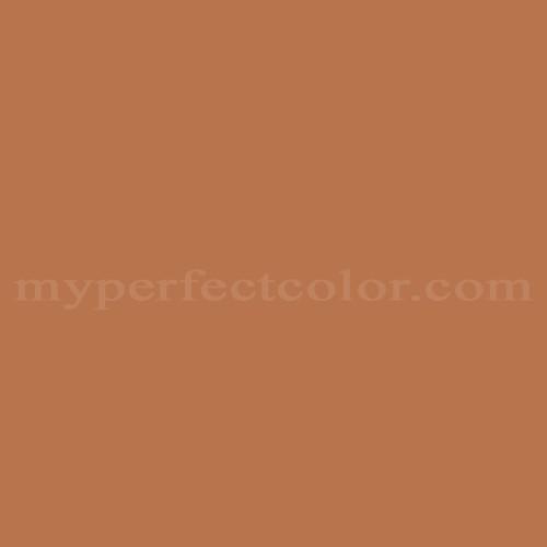 Porter Paints 6809 2 Burnt Copper Match Paint Colors Myperfectcolor