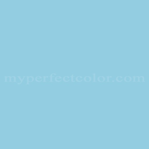 Match of Porter Paints™ 15334-1 Blue Star *