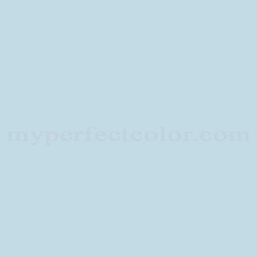 Match of Porter Paints™ 6464-1 Blue Daisy *