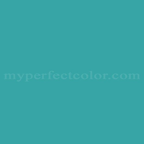 Match of Porter Paints™ 15593-3 Blue Dolphin *