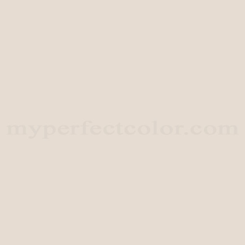 Match of Porter Paints™ 6740-1 Bisque Beige *