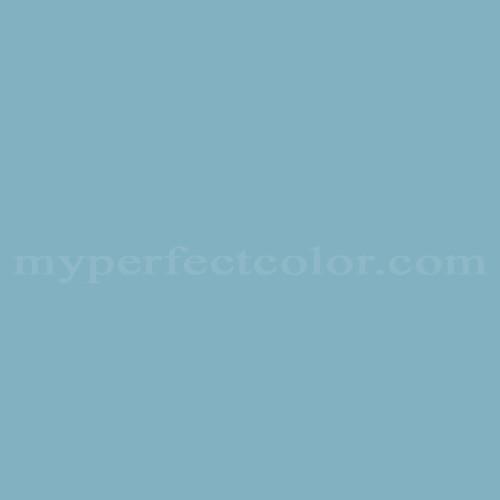 Match of Porter Paints™ 6430-2 Bachelor Button *