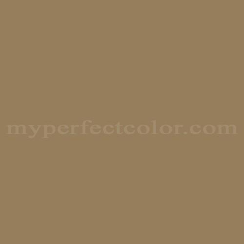 Color Match Of Porter Paints 12907 1 Antique Bronze