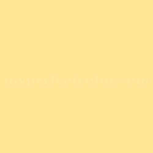 Premier paints t20 5 snapdragon match paint colors for Saffron yellow paint color