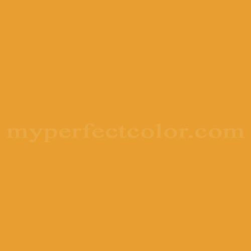 Color Match Of Premier Paints T57 8 Old Gold