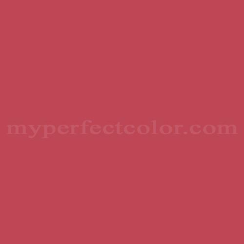 Match of Premier Paints™ T4-8 Scarlet *