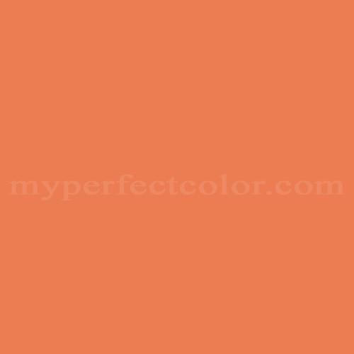 Match of Premier Paints™ T12-7 Flamenco *