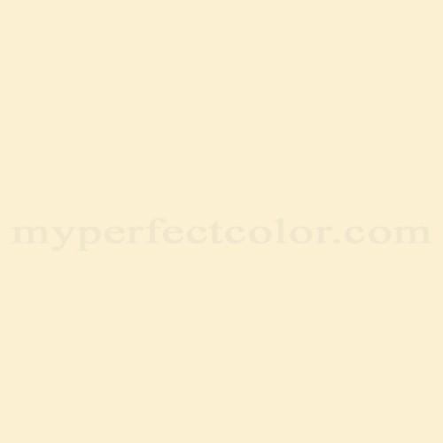 Match of Premier Paints™ T61-2 Cream Tint *