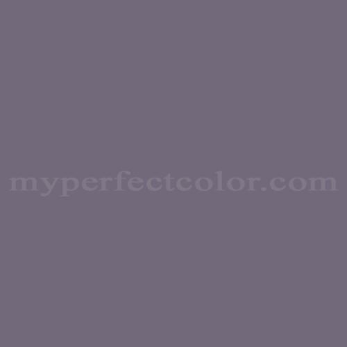 Match of Premier Paints™ T168-7 Huckleberry *