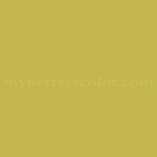 Color Match Of Premier Paints T65 6 Green Pistachio