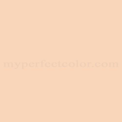 Match of Premier Paints™ T54-3 Apricot Cream *