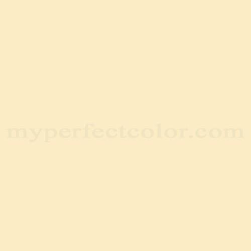 Match of Premier Paints™ T63-2 Winter Yellow *