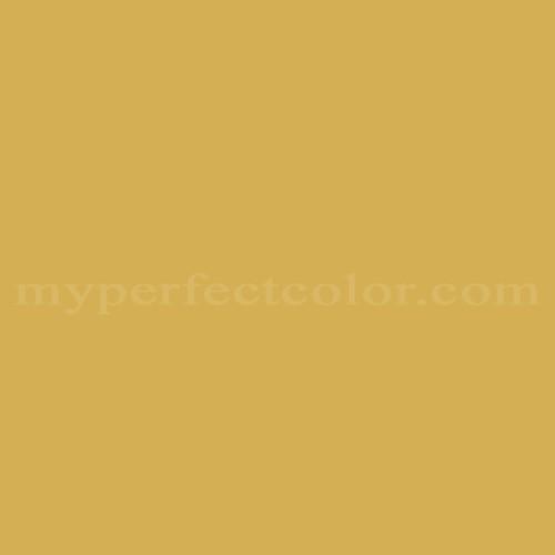Match of Richard's Paint™ 2487-A Gold Plate *