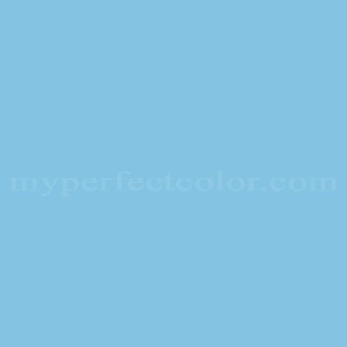 Match of Richard's Paint™ 2944-T Blue Spark *