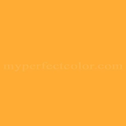 Match of Richard's Paint™ 2337-A Orange Soda *