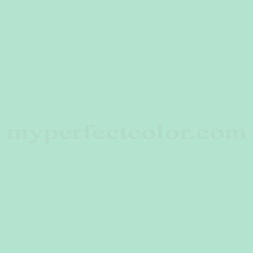 Match of Richard's Paint™ 2722-P Chilled Mint *