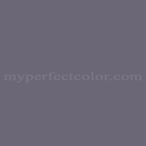 Match of Richard's Paint™ 3656-A Plum Shadow *