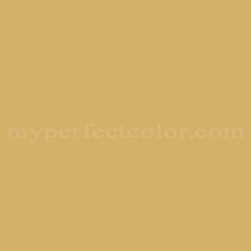 Match of Richard's Paint™ 2476-D Goldrush *