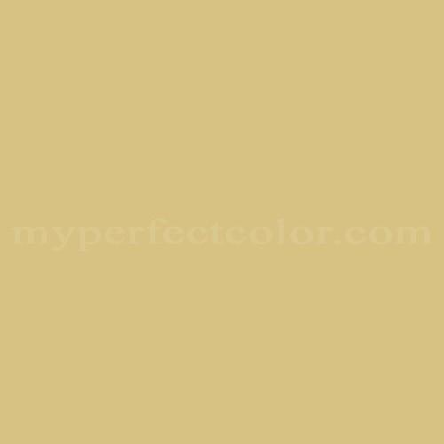 Match of Richard's Paint™ 3445-D Guilded *