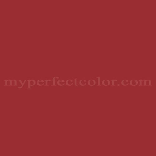 Match of Ralph Lauren™ SP06A Hoop Red *