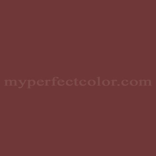 Color Match Of Ralph Lauren Co12a Farmhouse Red