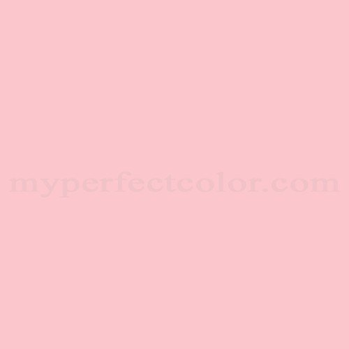 Color Match Of Rodda Paint 257 Strawberry Pink