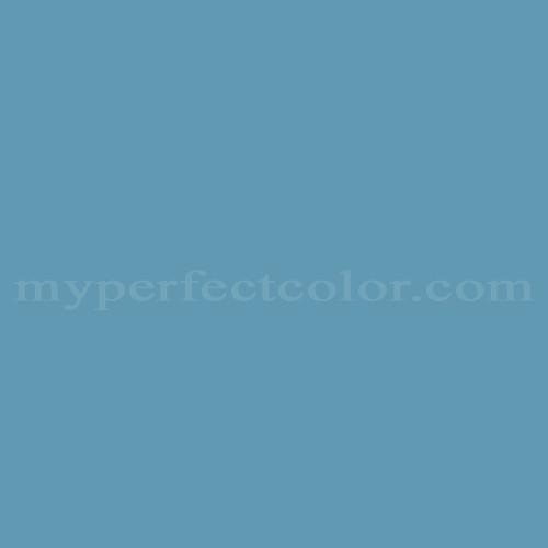 Match of Rodda Paint™ 572 Blue Bird *