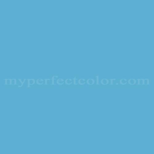 Match of Rodda Paint™ 563 Peking Blue *