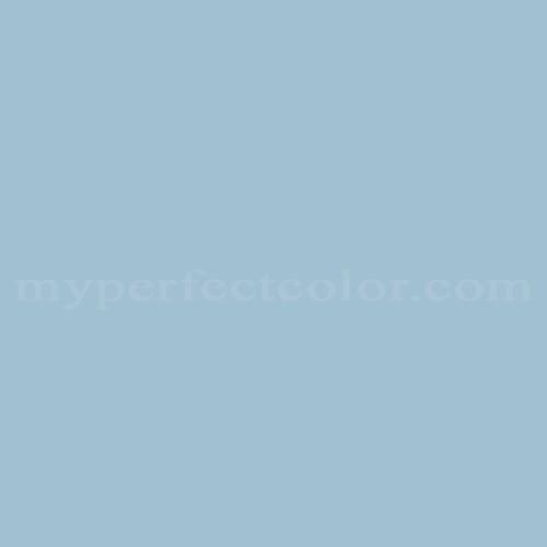 Match of Rodda Paint™ 543 Oriental Blue *