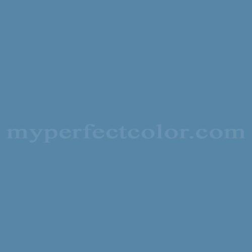 Match of Rodda Paint™ 516 Blue Note *