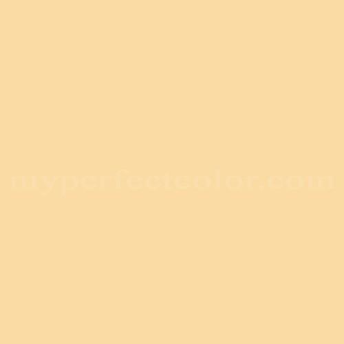 Scheuder holland 2012 saffron match paint colors for Saffron yellow paint color