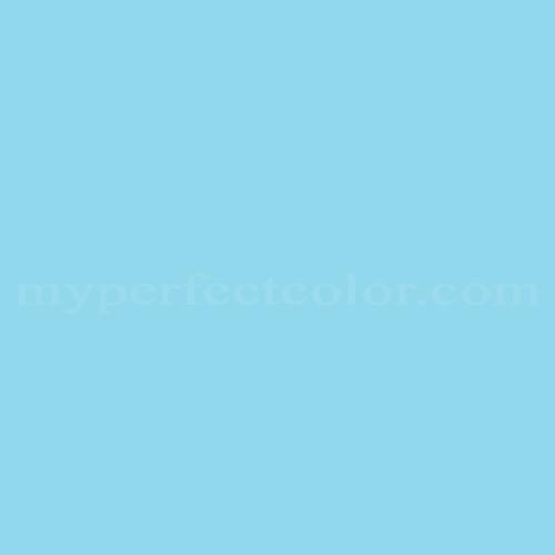 Sico 4038 31 clear blue sky match paint colors for Light sky blue paint