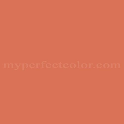 Match of Sico™ 4079-63 Volcano Orange *
