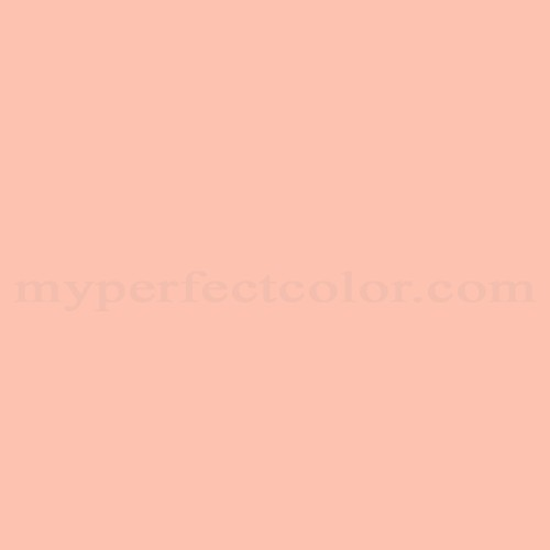 Color Match Of Sico 4078 32 Salmon Pink