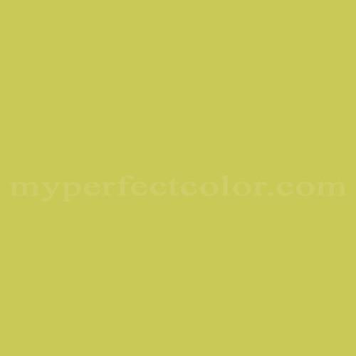 Color Match Of Sears Cc223 Avocado Lime