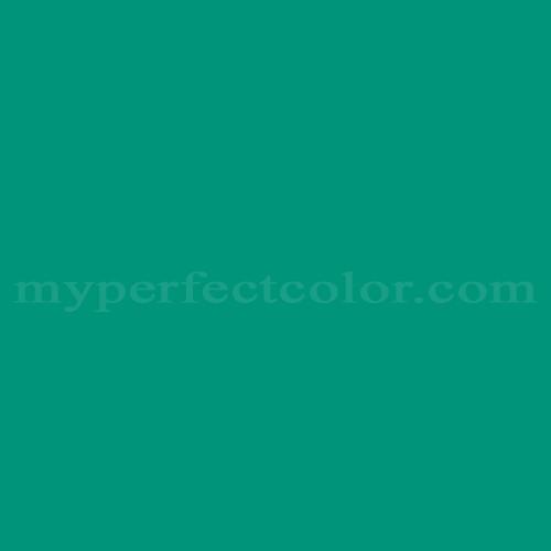 Color Match Of Sears Cc274 Royal Aqua Green