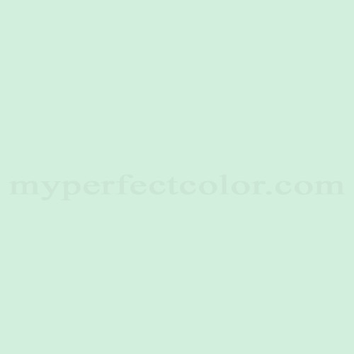 Color Match Of Sears Nile Green Lt