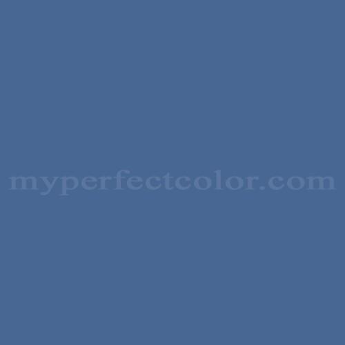 Color Match Of Sears Cornflower Blue Brt