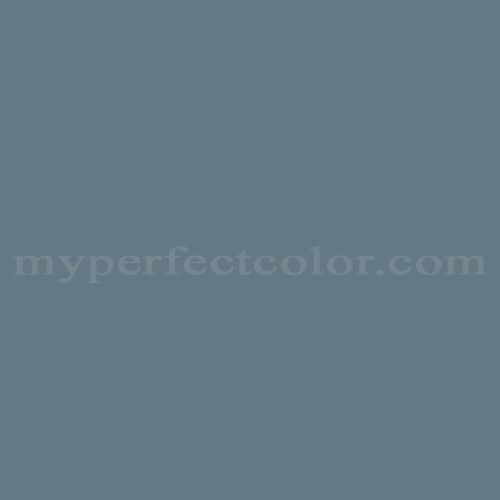Color Match Of Sherwin Williams Sw2272 Bar Harbor