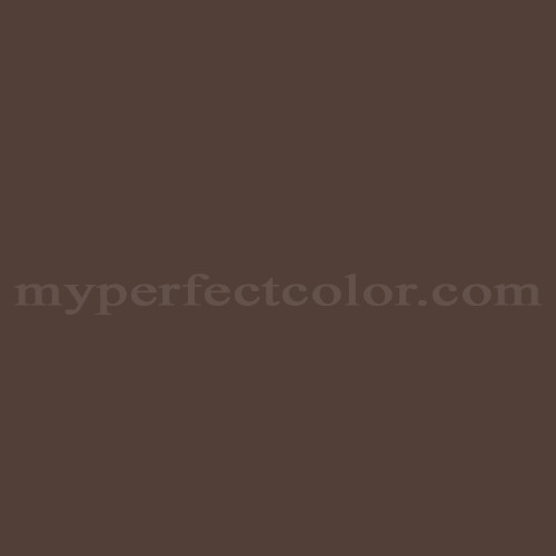 Color Match Of Sherwin Williams Sw6076 Turkish Coffee